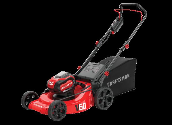 Craftsman V60 CMCMW260P1 battery mower