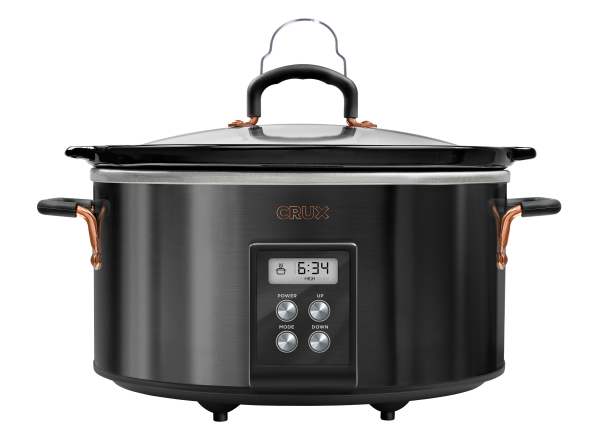 Crux 6-Qt. Programmable 14681 slow cooker