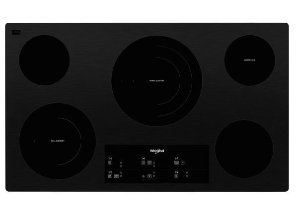 Whirlpool WCE97US0HB cooktop