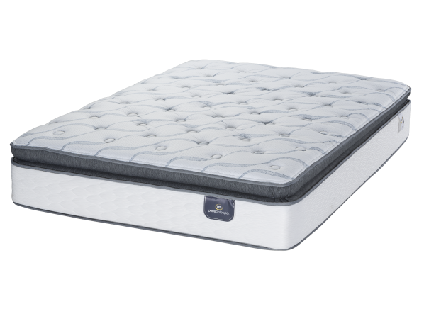 Serta Perfect Sleeper Teddington Firm Queen Super Pillowtop 92687 mattress