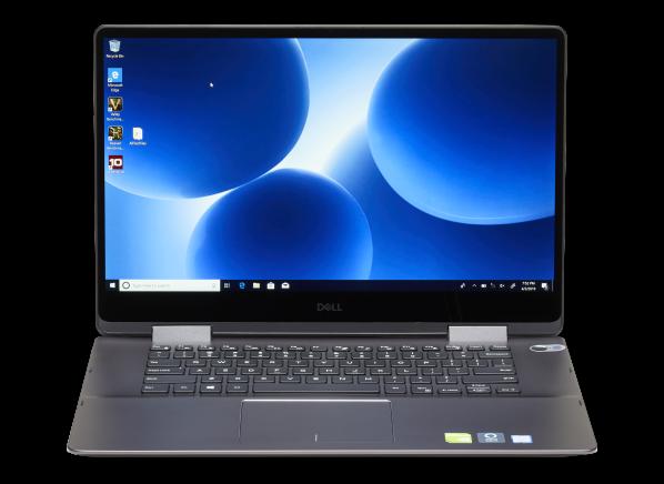 Dell Inspiron i7586-7205BLK computer