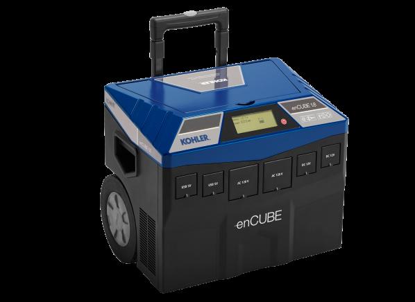 Kohler EGD-enCUBE generator