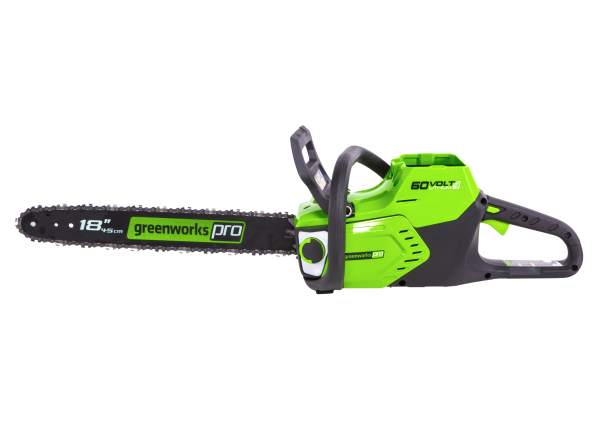 GreenWorks CS60L410 chainsaw
