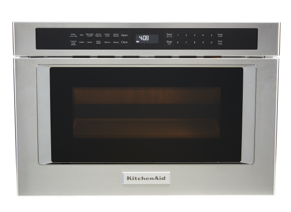 KitchenAid KMBD104GSS microwave oven