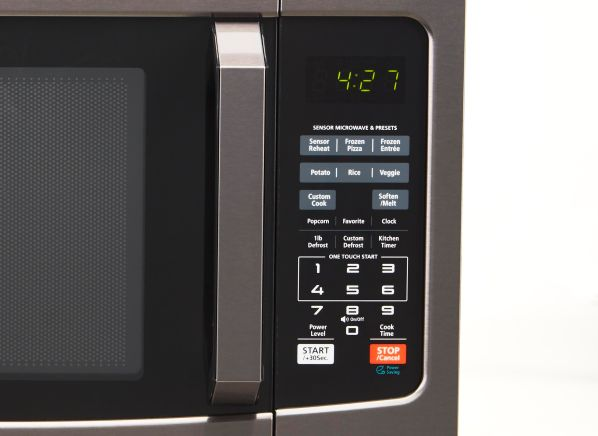 Toshiba EM131A5C-BS microwave oven - Consumer Reports