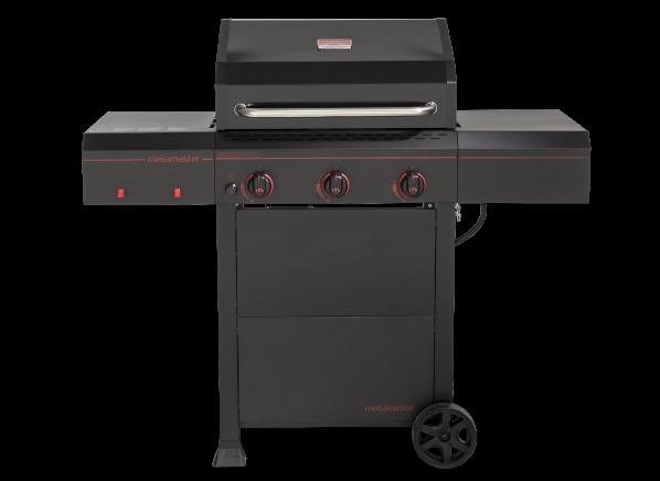 Megamaster 720-0804 grill