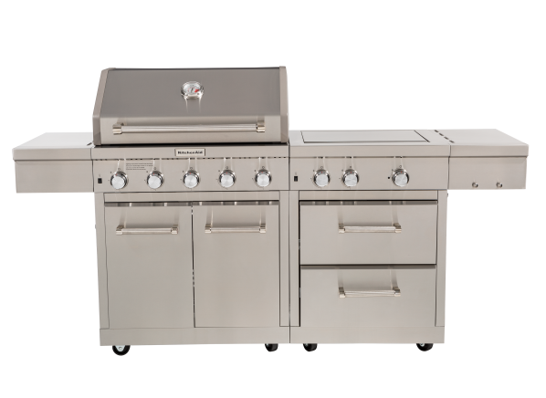 KitchenAid 720-0990C (Costco) grill