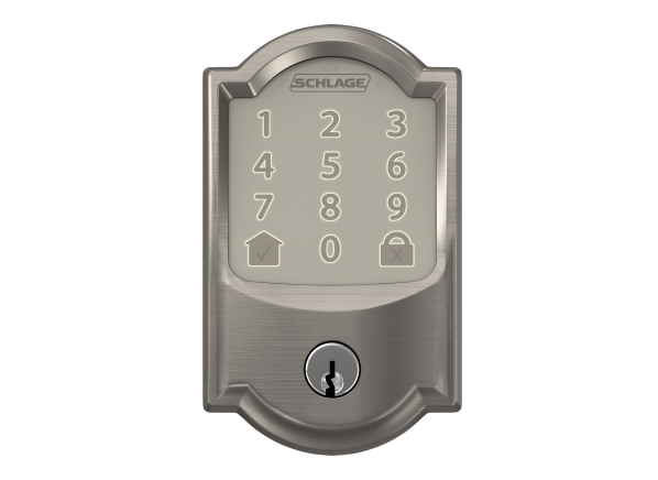 Schlage Encode WiFi BE489WB-CAM-619 door lock