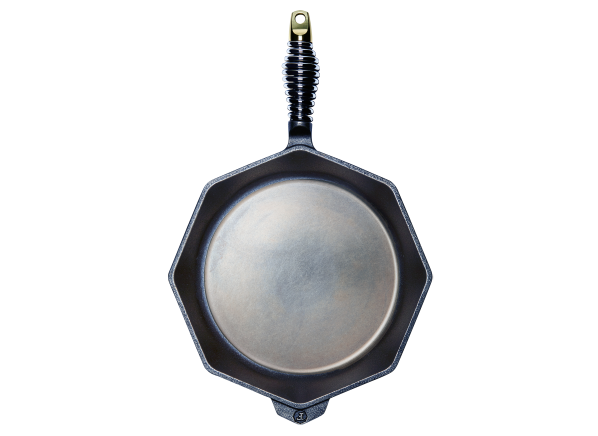 Finex Pre-Seasoned Cast Iron Skillet cookware