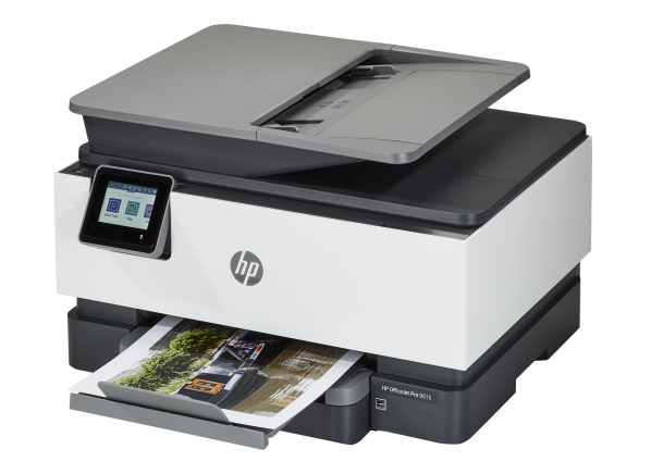 Hp Officejet Pro 9015 All In One Printer Manual Guide