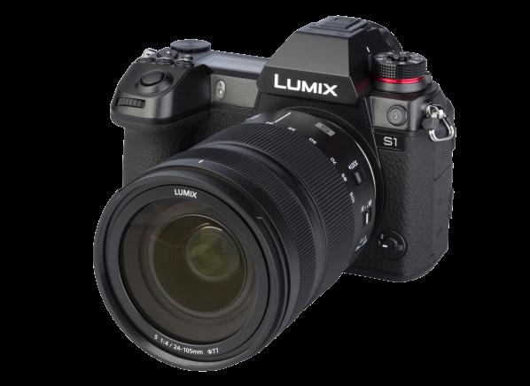 Panasonic Lumix DC-S1 w/ 24-105mm camera