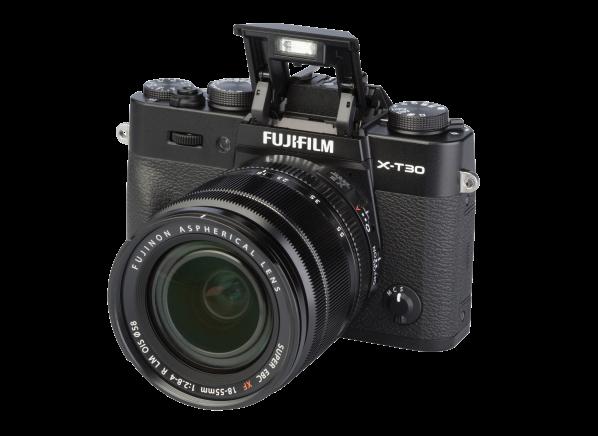 Fujifilm X-T30 w/ XF 18-55mm camera