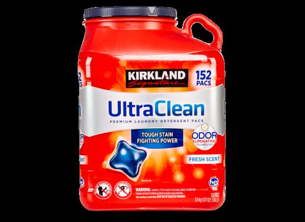 Kirkland Signature (Costco) Ultra Clean Premium Laundry Detergent Pacs