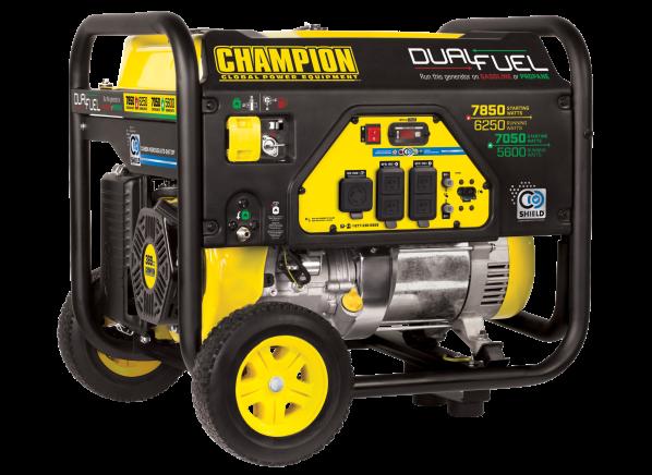 Champion 100592 Generator Consumer Reports