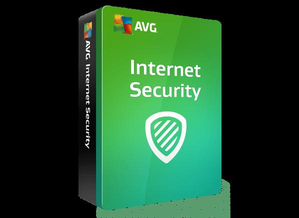 AVG Internet Security - 2019 antivirus software