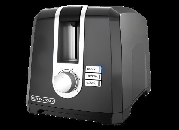 Black+Decker 2-Slice Extra Wide Slot T2569B toaster