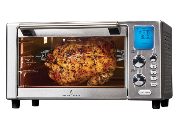 Emeril lagasse air fryer 360