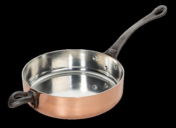 Brooklyn Copper Sauté cookware