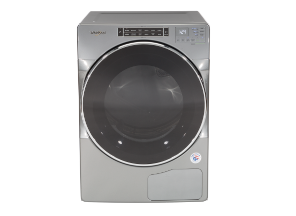 Whirlpool WHD862CHC clothes dryer