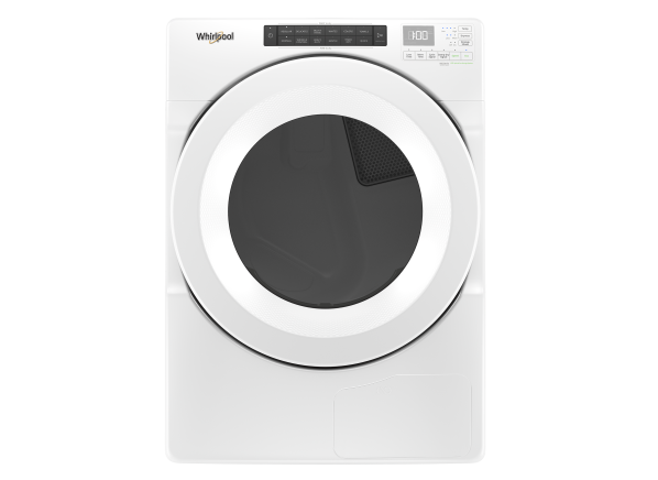 Whirlpool WHD560CHW clothes dryer