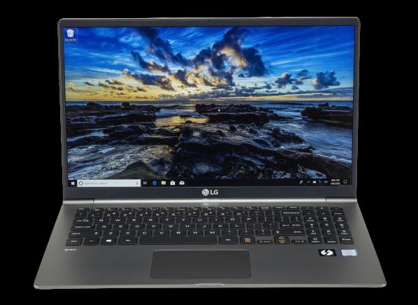 LG Gram 15 computer