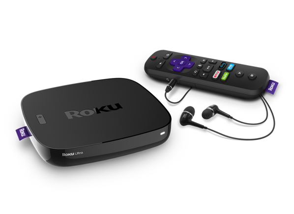Roku Ultra (2018) streaming media device