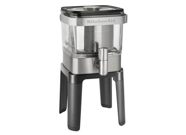 Kitchenaid Cold Brew Coffee Maker Kcm4212sx Consumer Reports