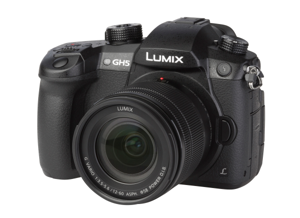 Panasonic Lumix DC-GH5 w/ 12-60mm camera