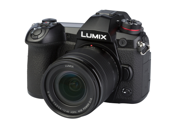 Panasonic Lumix DC-G9 w/ 12-60mm camera