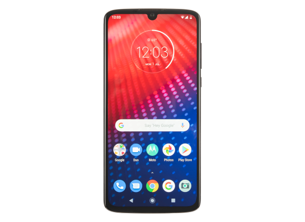 Motorola Moto Z4 smartphone