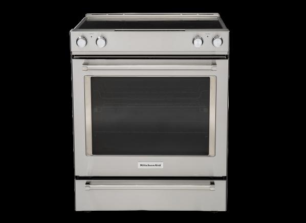 KitchenAid KSEB900ESS range