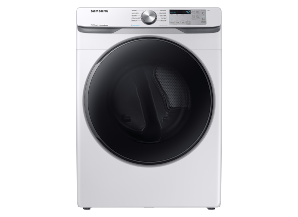 Samsung DVE45R6100W clothes dryer