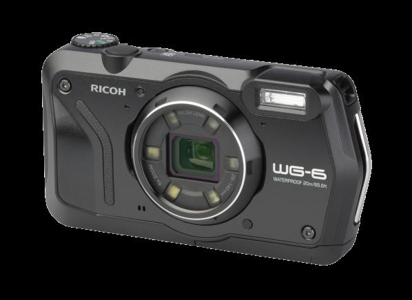 Ricoh WG-6 camera