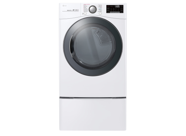 LG DLGX3901W clothes dryer