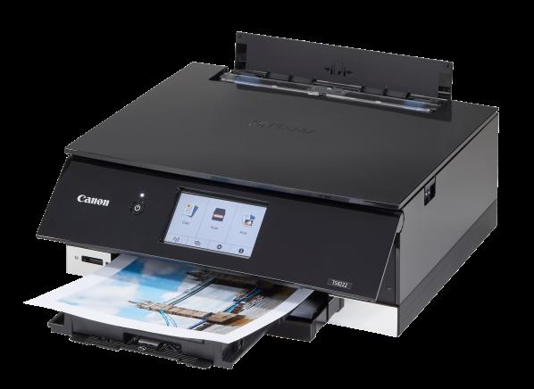 Canon PIXMA TS8222 printer - Consumer Reports