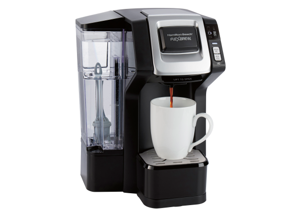 Hamilton Beach FlexBrew Connected 49968 coffee maker