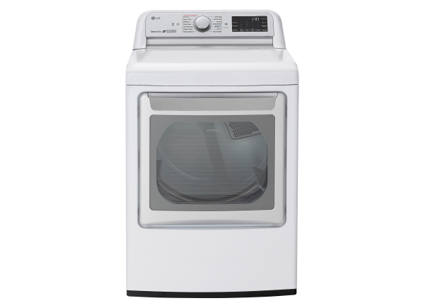 LG DLEX7800WE clothes dryer