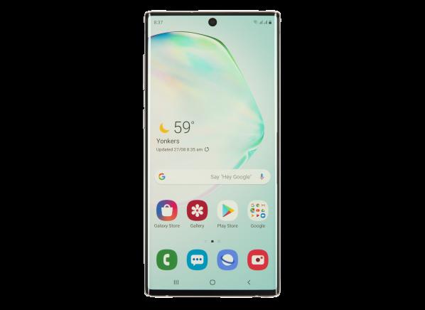 Samsung Galaxy Note10 smartphone