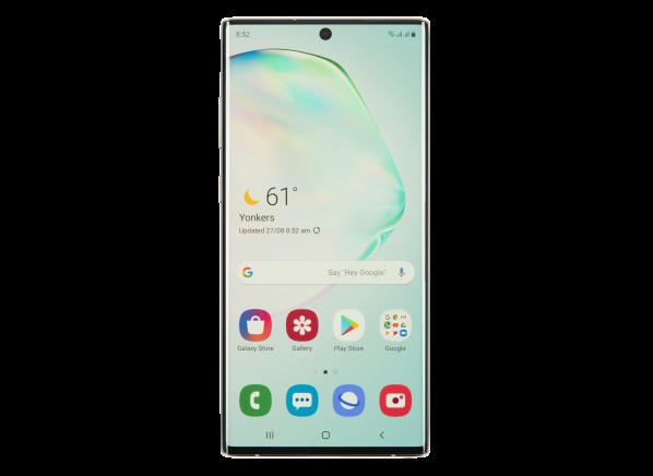 Samsung Galaxy Note10+ 5G smartphone