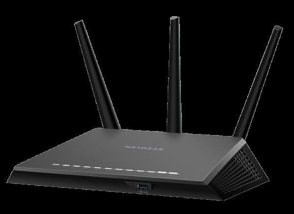 Netgear NIghthawk AC1900 (R7000) wireless router