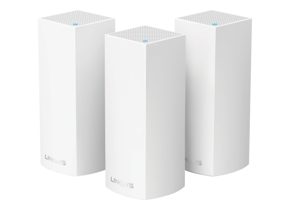 Linksys Velop AC3600 (3-pack) wireless router
