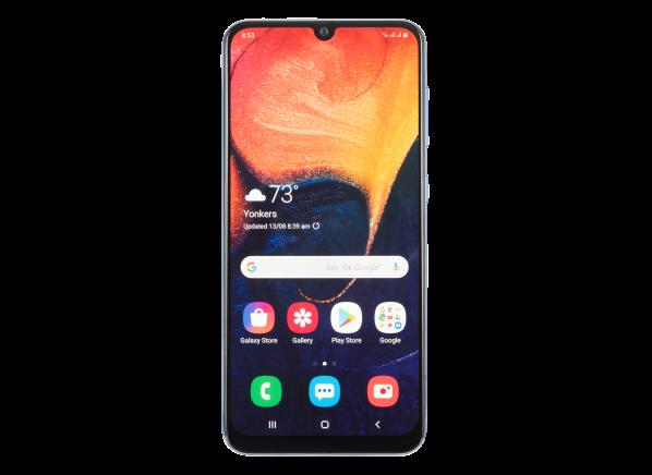 Samsung Galaxy A50 smartphone