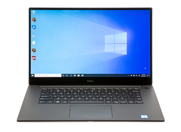 Dell XPS 15 (2019) computer