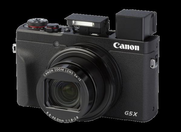 Canon Powershot G5 X Mark II camera