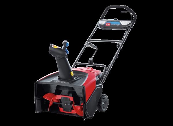 Toro Power Clear e21 39901 snow blower