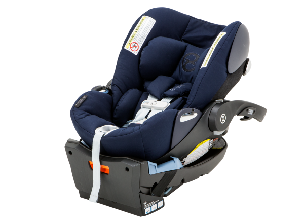Cybex Platinum Cloud Q car seat