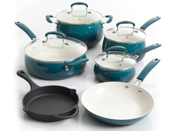 Pioneer Woman Classic Belly Ceramic Cookware Consumer