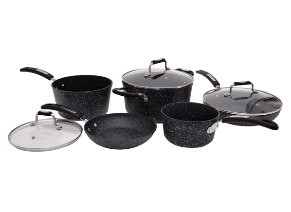 The Rock by Starfrit Nonstick cookware