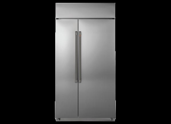 GE Cafe CSB42WP2NS1 refrigerator