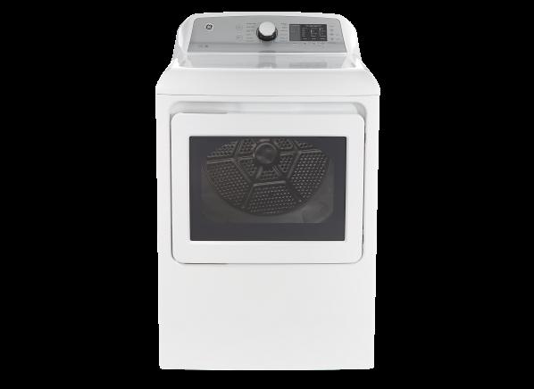 GE GTD72EBSNWS clothes dryer